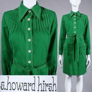 XL Vintage 60s Mod Dress w/ Pockets ($ firm)